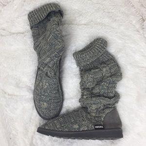 🆕Muk Luks Slouchy Tall Sweater Boots
